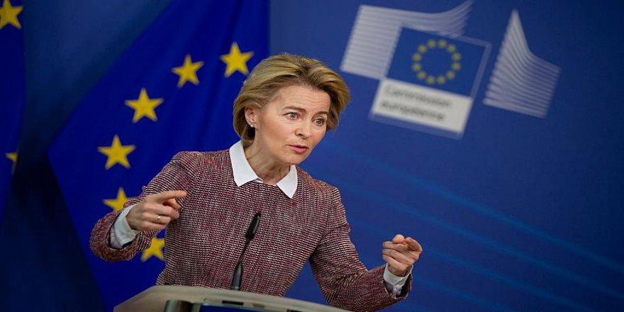 AB Komisyonu Başkanı: Avrupa için yeni bir Marshall Planı'na ihtiyaç var