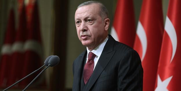Başkan Erdoğan yeni tedbirleri açıkladı
