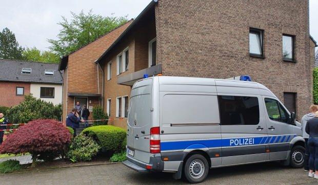 Almanya'da silahlı çatışma: 1 polis öldü