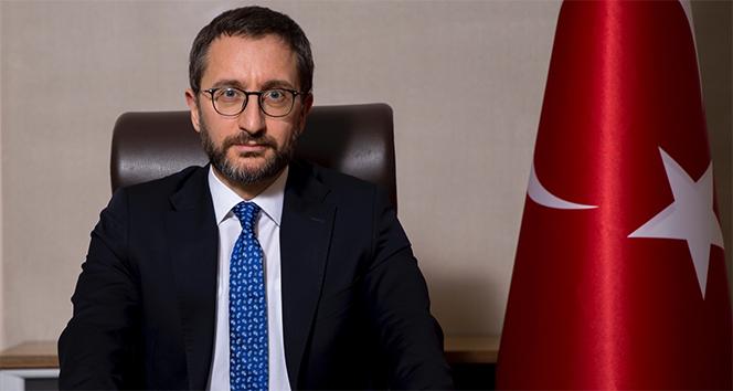 """Altun: """"Türkiye, korona virüs krizini örnek bir şekilde idare ediyor"""""""
