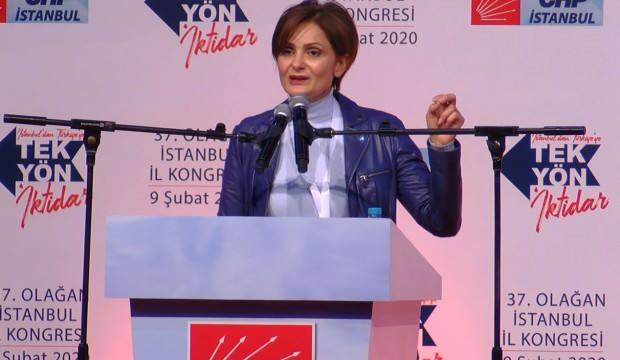 Canan Kaftancıoğlu, ifade öncesi savcıyı hedef aldı!