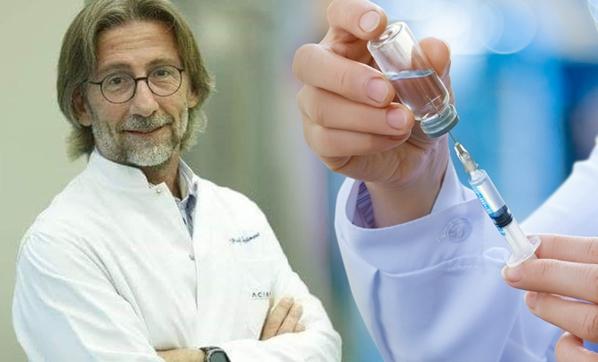 Türk profesör Ercüment Ovalı'dan heyecanlandıran coronavirüs aşısı paylaşımı! Tarih verdi…