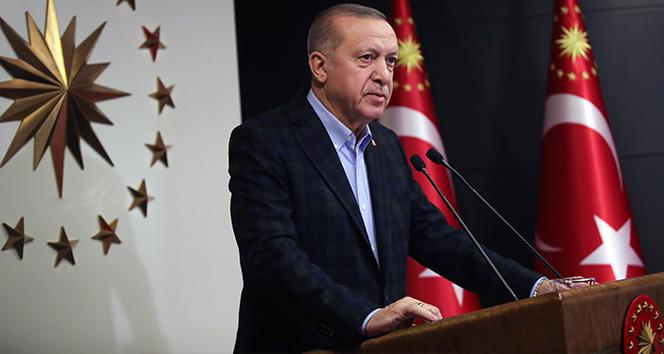 Cumhurbaşkanı Erdoğan 'Devlet içinde devlet olmanın anlamı yoktur'