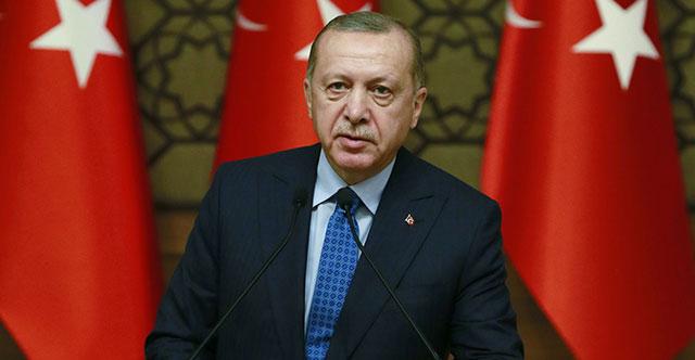 Cumhurbaşkanı Erdoğan: İlk etabını 20 Nisan'da açıyoruz