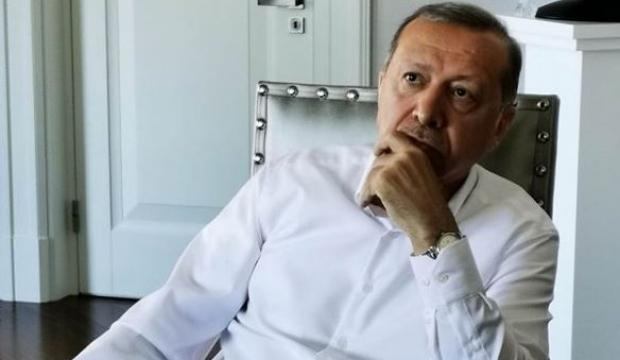 Erdoğan'dan 1999 yılını hatırlatan anlamlı paylaşım