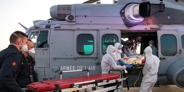 Fransa ordusunda koronavirüs şoku!