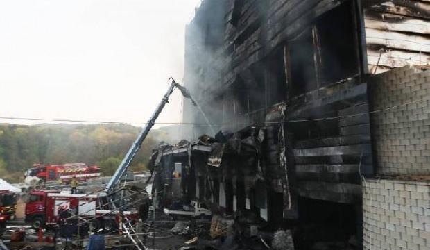 Güney Kore'de yangın faciası: 36 ölü 7 yaralı