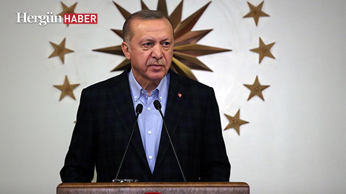 Cumhurbaşkanı Erdoğan: 'Atatürk Havalimanı ve Sancaktepe'deki iki hastaneyi 45 günde bitireceğiz'