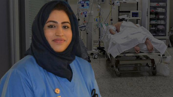 Hastanede corona virüsü kapan hemşire hayatını kaybetti!