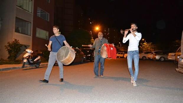 İstanbul'da ramazanda davulcu geleneği devam edecek