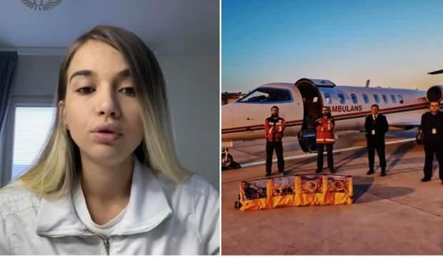 İsveç'teki Türk hastanın kızlarından