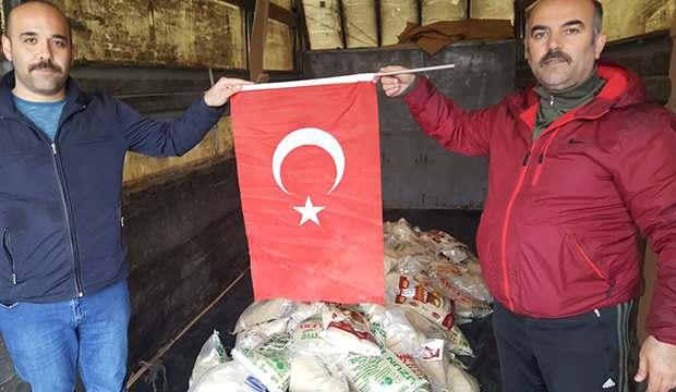 Kayseri'ye yerleşen Türkmen gençler unutulmadı