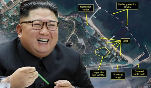 Kim Jong-un'un sağlığı ile ilgili uydu görüntüleri yayınlandı: Herkesi kandırıyor