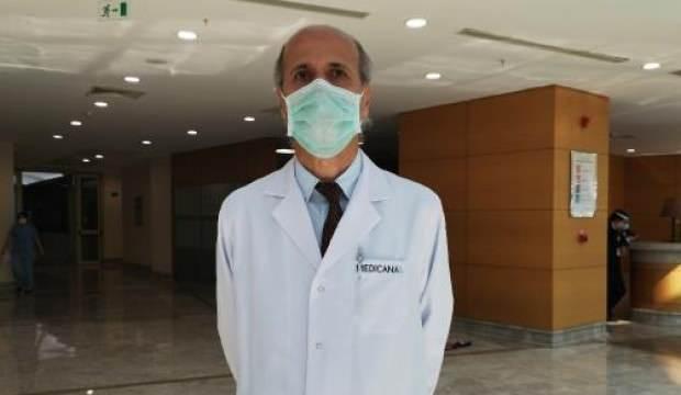 Koronavirüsü yenenen doktor 'Sitokin' fırtınasına dikkat çekti