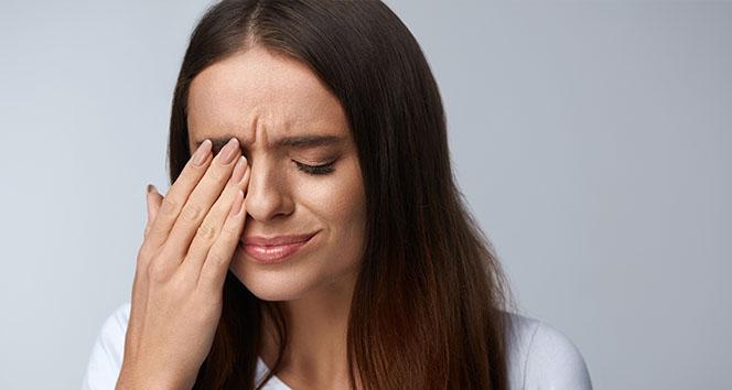 Koronavirüsün göze etkisi