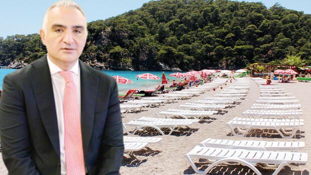 Kültür ve Turizm Bakanı Ersoy: İç turizm Mayıs sonu başlar