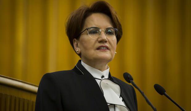 """Meral Akşener'in  """"HDP, PKK'nın uzantısıdır"""" sözü gündem oldu"""