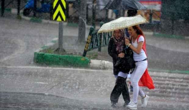 Meteoroloji uyardı: Sağanak etkili olacak, sıcaklıklar düşüyor