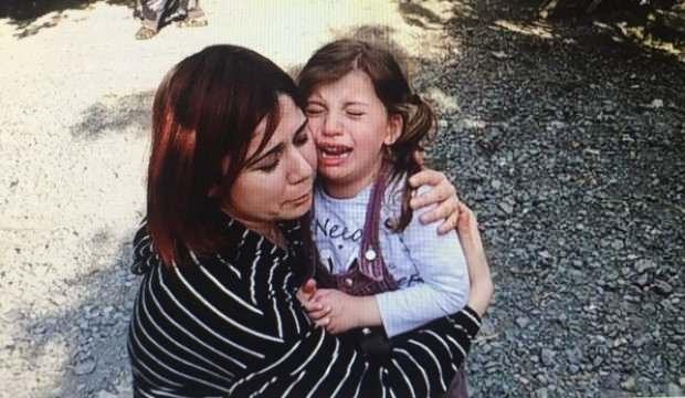 Minik Talya, hemşire annesine bir ay sonra kavuştu