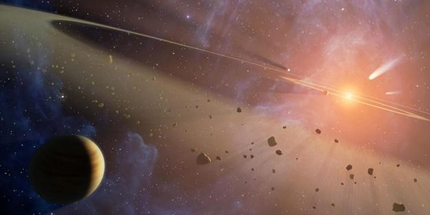 NASA doğruladı! Tehlikeli asteroit Dünya'ya doğru yaklaşıyor