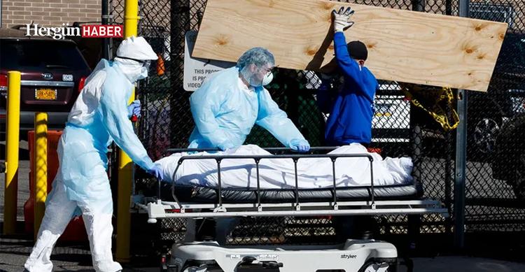 New York'ta rekor sayıda ölüm