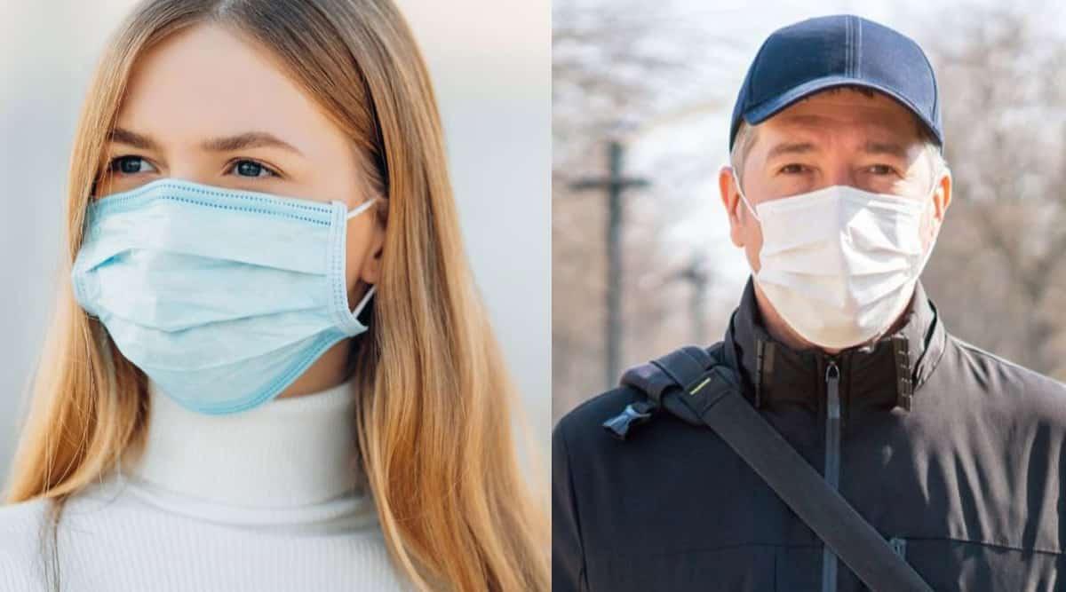 PTT'den, 20-65 yaş arasına ücretsiz maske