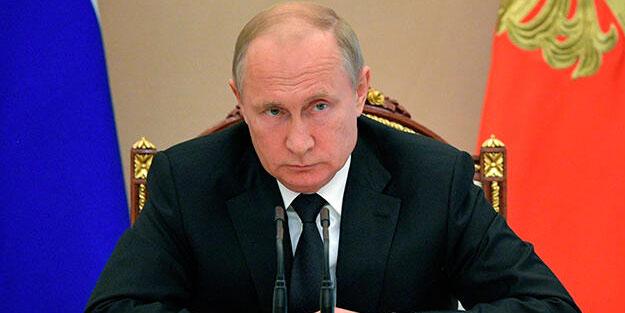 Putin'den flaş açıklama: Zor durumdayız
