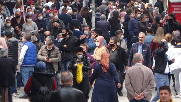 Son dakika haberler: Bu fotoğraf bugün çekildi… Sokak doldu taştı