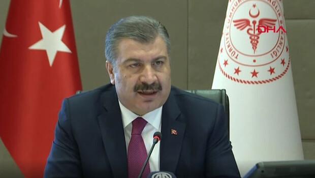 Son dakika haberler… Sağlık Bakanı Koca'dan çok önemli 'pik dönemi' uyarısı