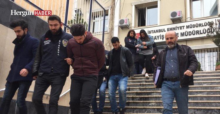 İstanbul'da 5 milyon liralık soygun