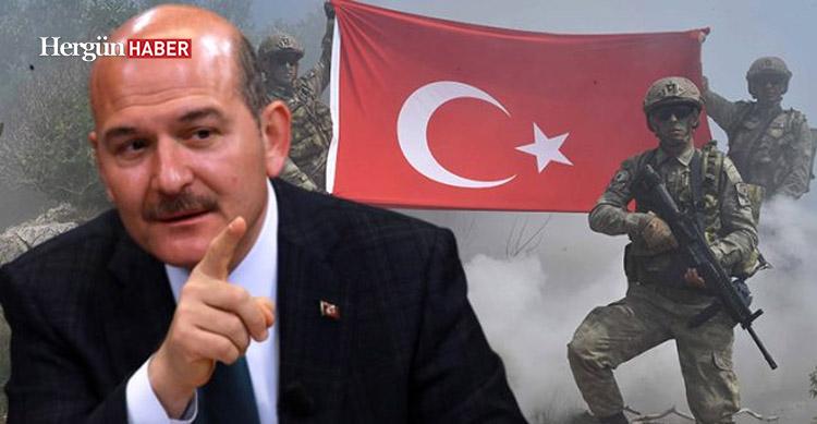 """Süleyman Soylu'dan komutana """"Lime lime edin"""" talimatı!"""