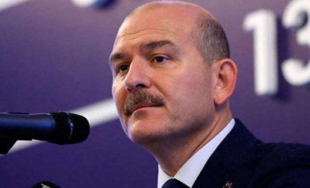 Son dakika… İçişleri Bakanı Süleyman Soylu istifa ettiğini duyurdu