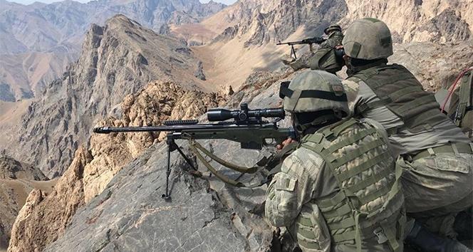 MSB: 'Son bir ayda 80 terörist etkisiz hale getirildi'