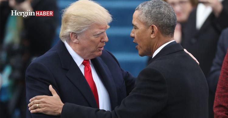 ABD'de dikkat çeken anket: Obama, Trump'ı geride bıraktı