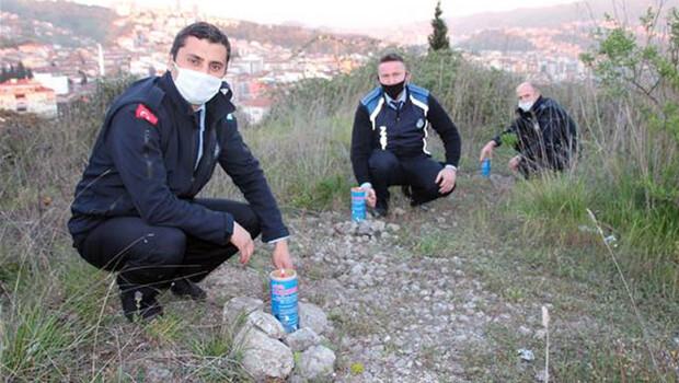 Zonguldak'ta 140 yıllık ramazan geleneği yaşatılıyor