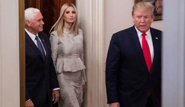 ABD Başkan Yardımcısı Pence, Kovid-19 nedeniyle Trump'a yaklaşmıyor