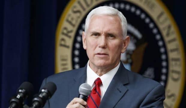ABD'de kriz artıyor: Başkan Yardımcısı Pence kendini karantinaya aldı