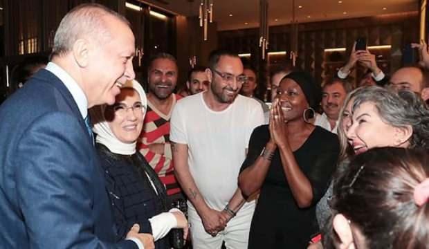 ABD'li şarkıcı Della Miles'ın Türkiye'den isteği dikkat çekti