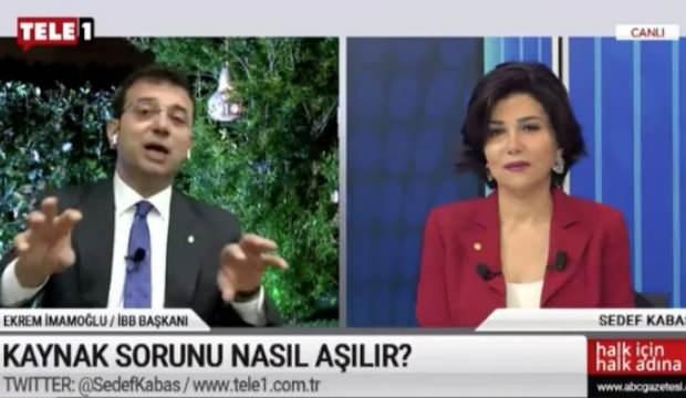 Ahmet Hakan'dan Sedef Kabaş'a tepki: Yeni kitabının adı 'Yalakalık sanatı' olabilir