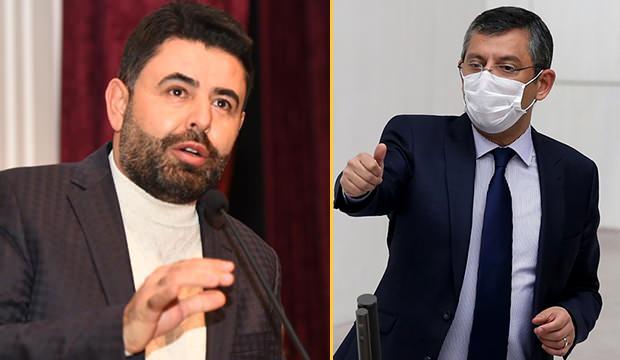 AK Parti Milletvekili Osman Boyraz'dan Özgür Özel'e: Büyücü Gargamel'e özenmiş