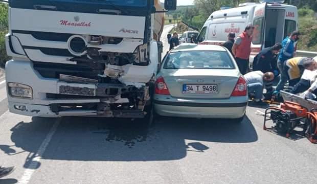 AK Partili belediye meclis üyesi trafik kazası kurbanı