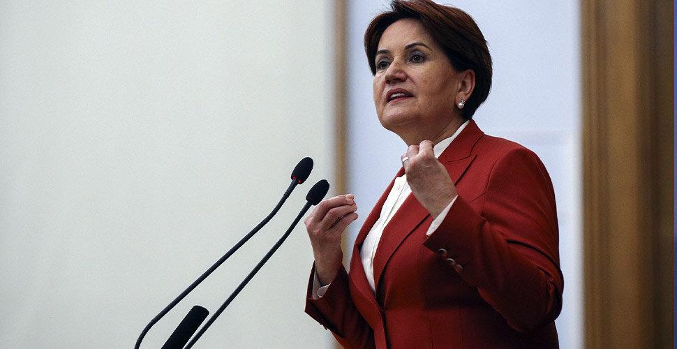 Meral Akşener: 2 milyon gencin talebi yok sayıldı