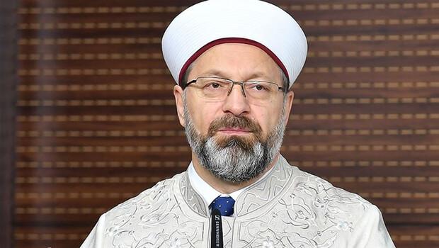 Ali Erbaş hakkındaki suç duyurusu ile ilgili önemli gelişme