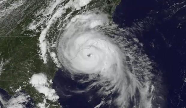 Atlas Okyanusu'nda yılın ilk tropik fırtınası