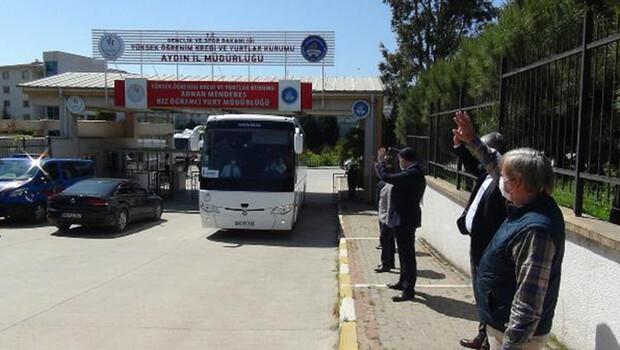 Aydın'da karantina süreleri dolan 379 kişi evlerine gönderildi