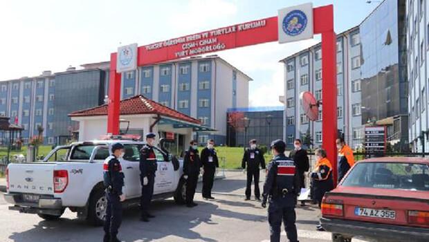 Bartın'a 'kaçak' giren 11 kişiye karantina uygulaması