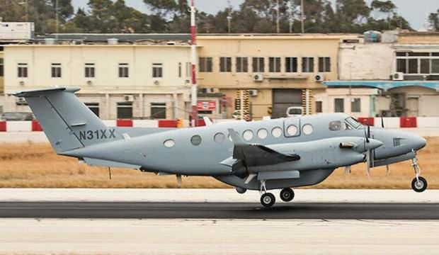 Bizi izlemeye devam edin: Fransa casus uçak göndermiş