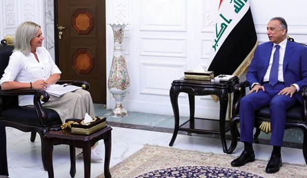 BM'den Irak'ın yeni hükümetine destek
