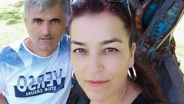 Boşanmak isteyen eşini kızının gözü önünde öldürdü!