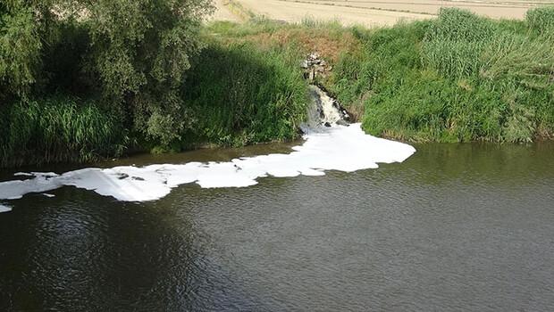 Büyük Menderes'te kaygı ve tepki uyandıran kirlilik